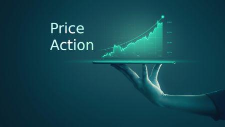 Como negociar usando Price Action in Binomo