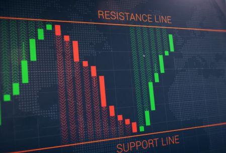 Estratégia de linha de recuperação na plataforma Binomo