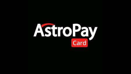 Deposite fundos no Binomo por meio do cartão AstroPay