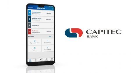 Depositar fundos em Binomo por meio de transferência bancária da África do Sul (Capitec, FNB)