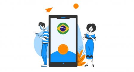 Depositar Fundos no Binomo via Transferência Bancária do Brasil (Paylivre, Loterica, Itaú, Banco do Brasil, Santander, Bradesco, Boleto)