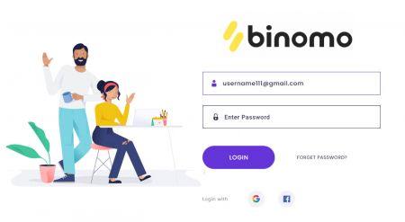Como registrar e sacar fundos no Binomo
