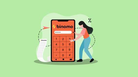 Como retirar fundos do Binomo