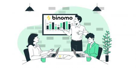 Como começar a operar Binomo em 2021: um guia passo a passo para iniciantes