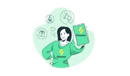 Como abrir uma conta e depositar fundos na Binomo