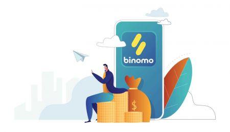 Como fazer login e sacar fundos do Binomo