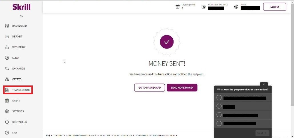 Como se inscrever e depositar fundos na Binomo