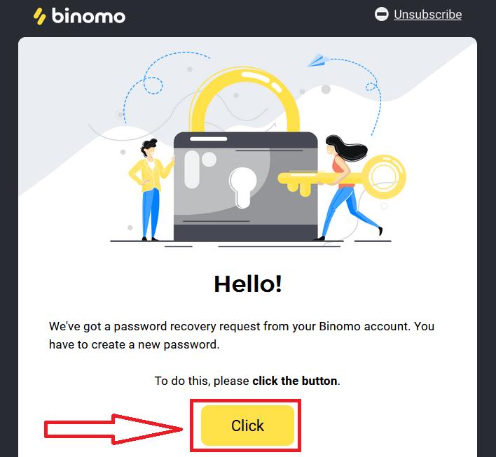 Como se inscrever e fazer login na conta Binomo