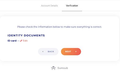 Como verificar a conta no Binomo